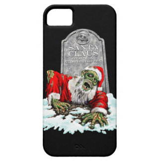 Zombie Christmas Horror iPhone 5 Covers