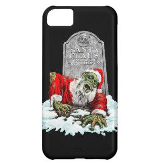 Zombie Christmas Horror iPhone 5C Cases