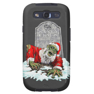 Zombie Christmas Horror Samsung Galaxy S3 Cover