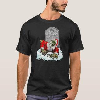 Zombie Christmas Horror T-Shirt