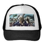 Zombie Cities: Sydney Zombies Trucker Cap Trucker Hats