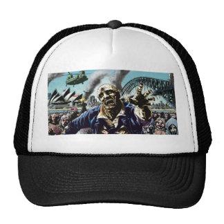 Zombie Cities: Sydney Zombies Trucker Cap Trucker Hat