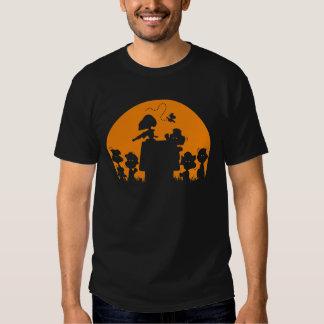 Zombie classic comic t shirt