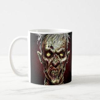 Zombie!! Classic White Coffee Mug