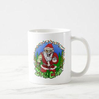 Zombie Claus Coffee Mug