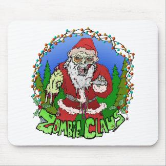 Zombie Claus Mouse Pad