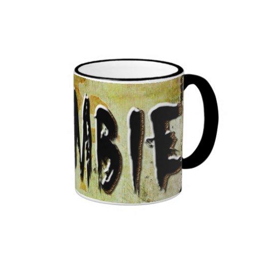Zombie Coffee Mugs