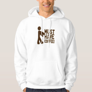 Zombie Coffee Pullover