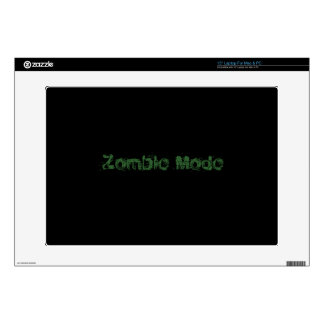 "zombie collection 15"" laptop decals"