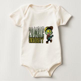 Zombie College Baby Bodysuit