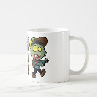 Zombie College Coffee Mug
