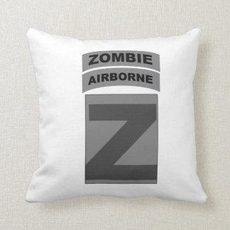 Zombie Combat Command Pillow (ACU)