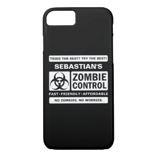 Zombie Control iPhone 8/7 Case