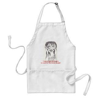 Zombie Cook Apron