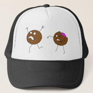 Zombie Cookie Trucker Hat