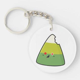 Zombie Corn Keychain