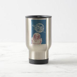 Zombie Cosmonaut Travel Mug