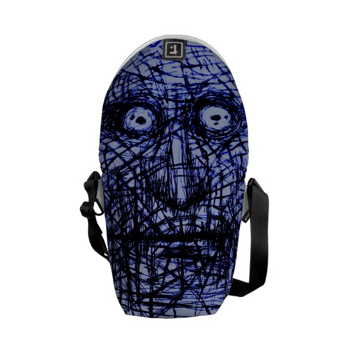 Zombie Courier Bag