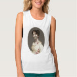Zombie Cover Flowy Muscle Tank Top
