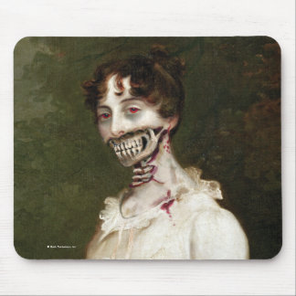 Zombie Cover Mouse Pad