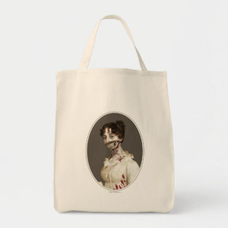 Zombie Cover Tote Bag