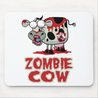 Zombie Cow Mousepads