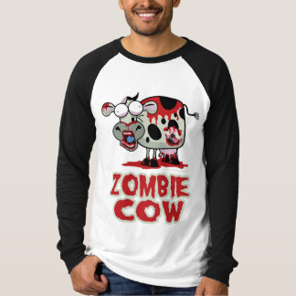 Zombie Cow Shirts
