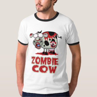 Zombie Cow T Shirts