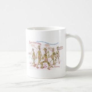 Zombie Cows Coffee Mug