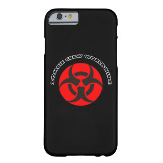 Zombie Crew Worldwide Barely There iPhone 6 Case