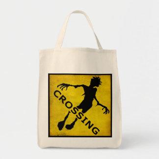 """ZOMBIE CROSSING"" bag"