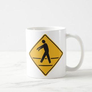 Zombie Crossing Mug