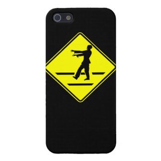 Zombie crossing xing case for iPhone 5/5S