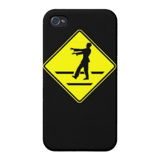 Zombie crossing xing iPhone 4/4S covers