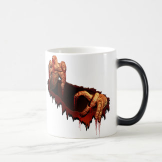 Zombie Cup Gory Undead Zombie Gifts Mugs / Cups
