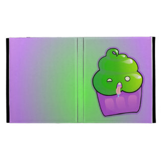 Zombie Cupcake iPad Cases