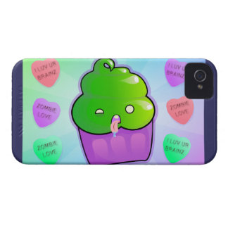 Zombie Cupcake iPhone 4 Cover