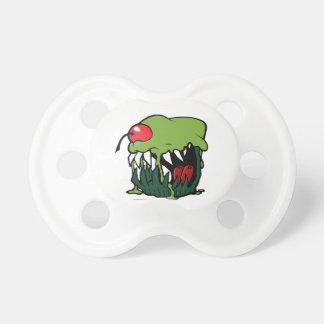 zombie cupcake pacifier