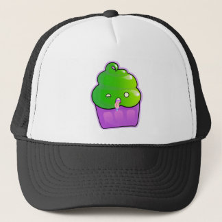 Zombie Cupcake Trucker Hat