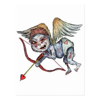 Zombie Cupid Postcards