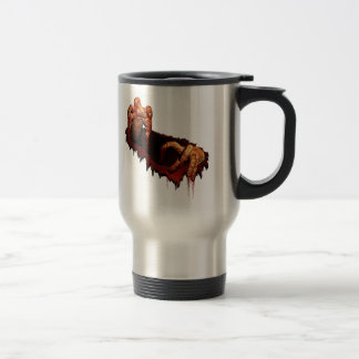 Zombie Cups Mugs Gory Undead Zombie Travel Mugs