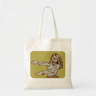 Zombie Cutie Tote Canvas Bag