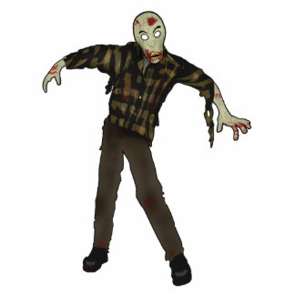 Zombie Cutout