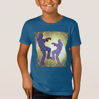 ZOMBIE DANCE - FOCUS MOON backdrop T-Shirt