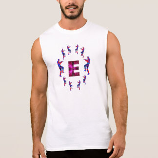 ZOMBIE Dancing with Alphabets :  EEE T Shirt