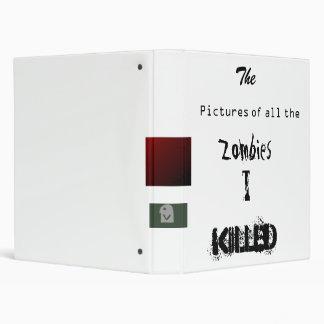 Zombie Death Binder