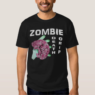 Zombie death grip. shirt