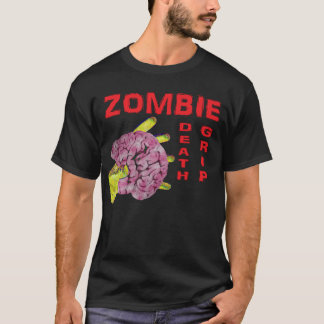 Zombie death grip. T-Shirt