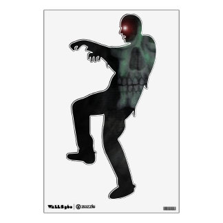 zombie death wall graphics