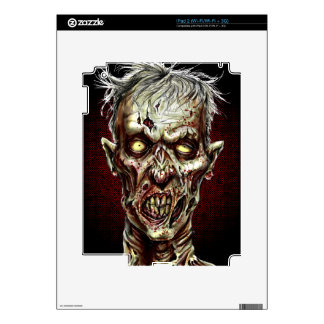 Zombie!! Decals For The iPad 2